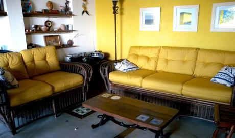 Living Room of Pilot House